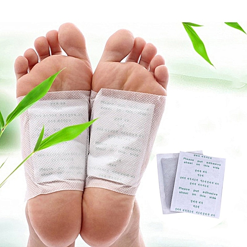 aeb9a5f038 Generic 10pcs Feet Care Detox Foot Patch Beauty Health Care Feet Pads for Feet  Care Cleansing Foot Massage Mats Foot Treatment