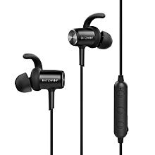 Blitzwolf BW-BTS1 Sport Bluetooth Earphone Headphone IPX4 Waterproof Magnetic Adsorption With Mic