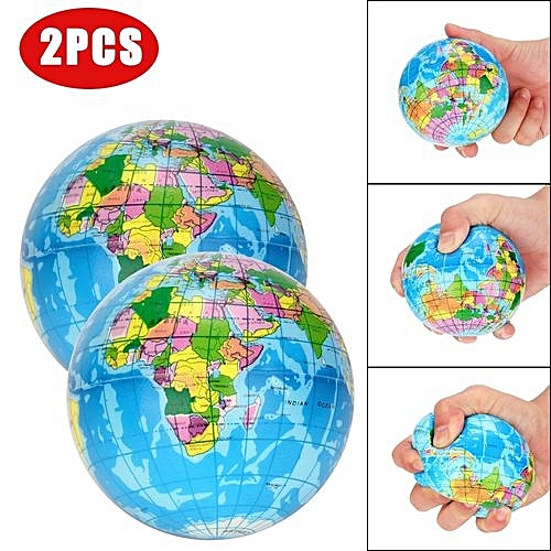 Buy generic 2pcs stress relief world map jumbo ball atlas globe palm 2pcs stress relief world map jumbo ball atlas globe palm ball planet earth ball gumiabroncs Image collections