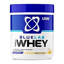 Blue Lab 100% Whey Protein 454g- Vanilla