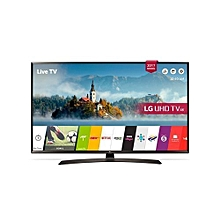 "49"" LG Ultra HD 4k Smart TV - Black (Model 49UJ634V)"