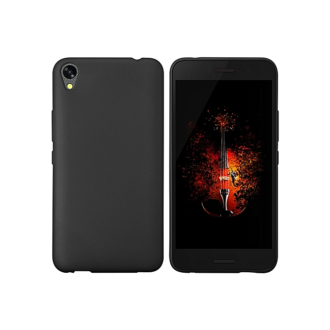 Generic INFINIX Smart (X5010) Back Cover - Silicone Rubber