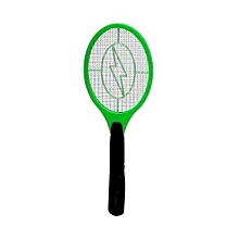 Rechargeable Electronic Mosquito Racket killer - Green