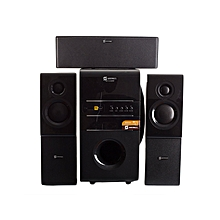 SHT-1142BT - 3.1 Channel Sub-Woofer System -P.M.P.O 15000 - Black