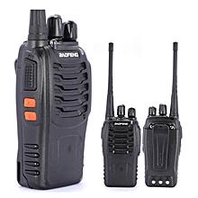 Baofeng BF888S Walkie Talkie Single Band Two Way Radio Interphone(1 unit)