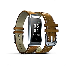 Wristwatch Bluetooth Smart Watch Fashion Waterproof 0.96 Inch TFT Fitness Tracker Information Push Sports Watch