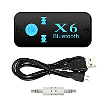 Wireless Bluetooth Aux Audio Music Receiver Adapter Hands-free TF Card Play