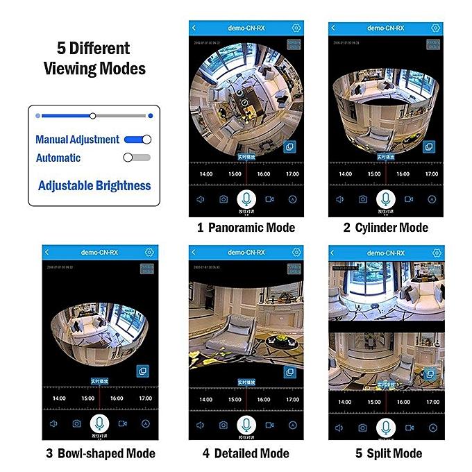 Image result for 360° SMART HOME CAMERA deliverd pictures