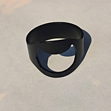 Creative Versatile Stainless Steel Finger Ring Ring-Shape Beer Bottle Opener