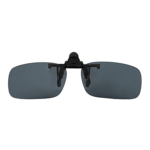 f423e094da Allwin Unisex Driving Night Vision Clip-on Flip-up Eyewear Polarized Lens  Anti-UV 400   Best Price