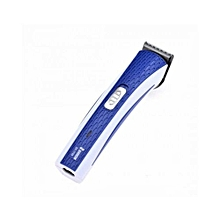Rechargeable Shaver - White & Blue