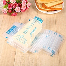 250ml 30Pcs Breast Milk Storage Fresh Sealing Leakproof Bags Hot