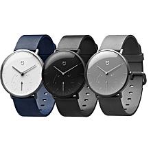 Xiaomi Mijia SYB01 Quartz Watch Two Dial Intelligent Vibration Reminder Fitness Tracker Smart Watch