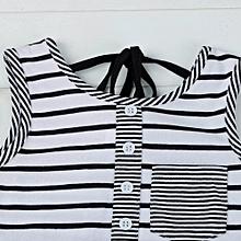 2PCS Toddler Kids Baby Girls Outfits Vest T-shirt+Denim Short Pants Clothes Set