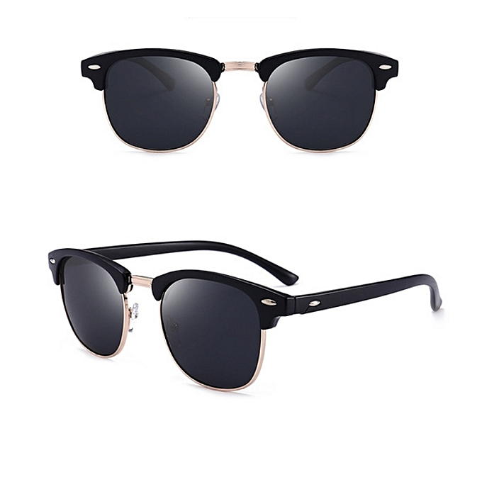 ccfd61e83883 New arrivel Classic Unisex Polarized Sunglasses Men Women Vintage Outdoor  Square Mirror Sun Glasses UV400 Rays