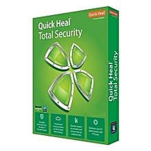 quickheal Total Security - 1 user