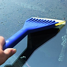 Useful Car Windshield Snow Removal Scraper Ice Shovel Window Cleaning Tool New