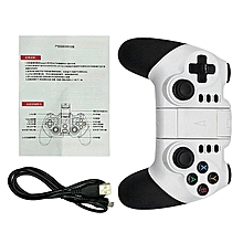 TA Wireless Bluetooth Game Pad Game Controller Joystick For Android Phones White