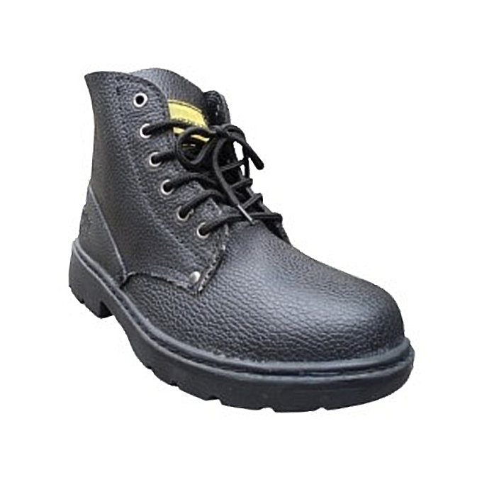 eda952d4998c2a Generic Eversafe Safety Boots-Black @ Best Price Online | Jumia Kenya