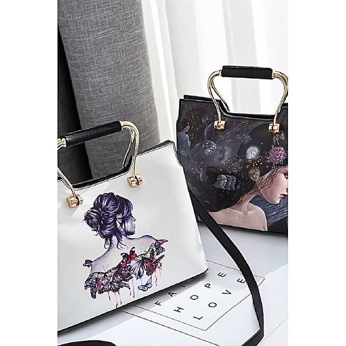Boutique Bag 2018 New Fashion Handbag Las Personality Shoulder Handbags Messenger