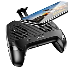 USAMS 3in1 Cooling Handle Gamepad Phone Holder With Emergency Charging Power Bank