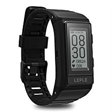 LEPLE S909 Smart Watch Band Bracelet GPS Heart Rate Sleep Monitor Sports Models