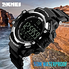 Sport Waterproof Bluetooth Smart Watch Phone Mate For Smartphone SL-Silver