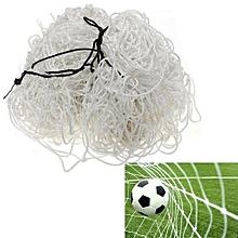 High-strength 12x6FT Full Size Football Soccer Goal Post Nets Practice Training