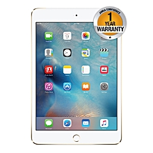"iPad mini 4 Wi‑Fi + Cellular - 7.9"" - 128GB - Single SIM - Gold"