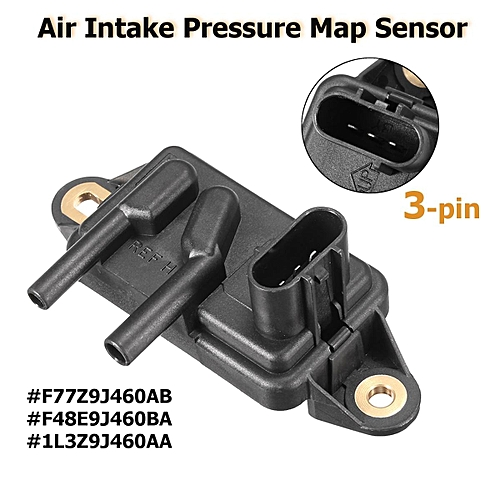 Air Intake EGR Valve Pressure Sensor For Ford Mercury Lincoln Mazda  F77Z9J460AB