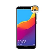 Honor 7A, 2GB + 16GB (Dual SIM), Black
