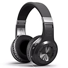 Bluedio HT Bluetooth Wireless On-Ear Headphone + Mic (Black) BDZ Mall