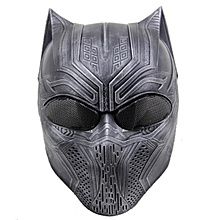 Panther Skull Mask Halloween For Cosplay Military CS Airsoft Skull Paintball War Game