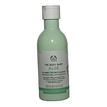 Aloe Calming Cream Cleanser – 250ml