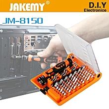 JM-8150 Screwdriver Tools Set - 52 In 1_COLORMIX