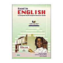 Excel in English KCPE