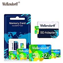 High speed class 10 micro sd 32GB 64GB 128GB Memory Card 4GB 8GB 16GB micro sd card mini TF card cartao de memoria flash card