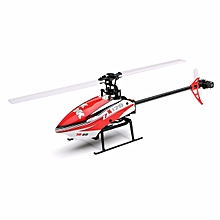 XK K120 Shuttle 6CH Brushless 3D6G System RC Helicopter BNF-
