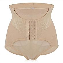 627b50ef6b8 High Waist Breathable Postnatal Abdomen Pants Adjustable Slimming Belly  Recovery Underwear