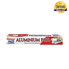 Aluminium Foil - 30cm x 5m  - Silver