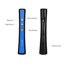 Vesine PP-900 2.4GHz Wireless Remote Powerpoint Presenter PPT Clicker Flip Pen with Clip 15m Remote Control