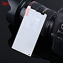 2pcs 2.5D 9H Ultra-thin Tempered Glass Film HD Clear Screen Protector For Sony M35H