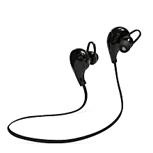 Wireless Bluetooth Headphone Stereo Sport Running Earphone  - Intl (Color:Green)