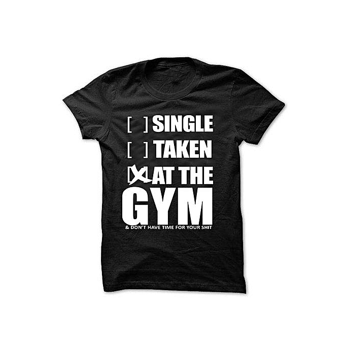 5f2e4a47 Single Gym T Shirts Cool Shirt Workout - Black Friday Boxing Day Pickup  Line Funny T