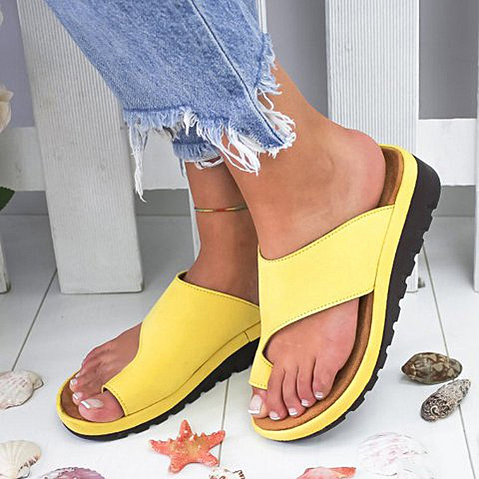 9f4876105 ALEX most popular best rating lowest price Womens Fashion Flats Wedges Open  Toe Ankle Beach Shoes