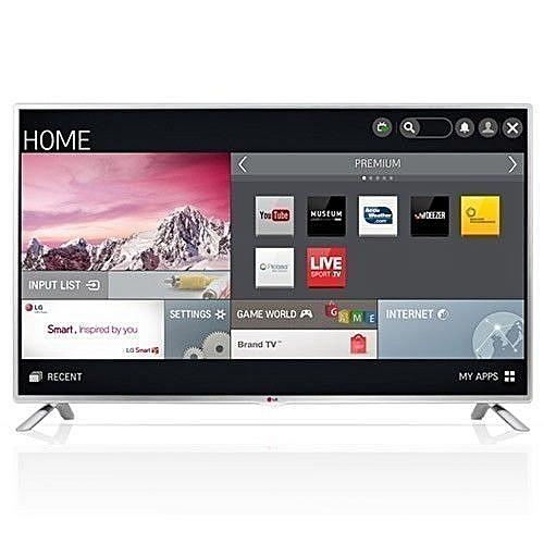"""32LJ570U - """"32"""" Smart LED TV - Inbuilt Wi-Fi - Black."""