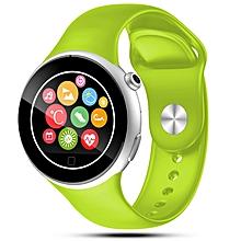 2016 Bluetooth Smart Watch C5 Waterproof WristWatch Sport Pedometer Smartwatch Smartphone Watches  (Color:Green)