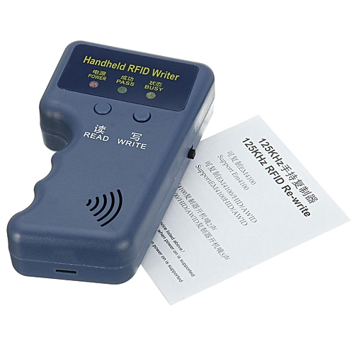 Handheld 125KHz RFID Copier/Writer/Readers/Duplicator