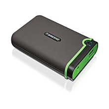 1TB - External Harddisk - Grey