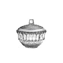 Glass-Bowl-Glass-Candy-Pot-Sugar dish